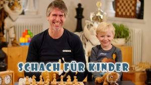 10.000+ Kinder online Schach beibringen: Lektion #1 Das Schachbrett aufbauen wie eine echte Ritterburg
