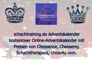schachtraining.de Online-Adventskalender