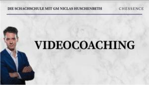 Videocoaching mit GM Huschenbeth