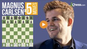 Magnus Carlsen's beste Züge