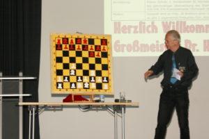 Helmut Pfleger - Die schönsten Partien der Schachgeschichte Anderssen vs. Dufresne