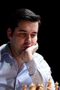 Kandidatenturnier: Ian Nepomniachtchi übernimmt die Führung