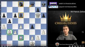 Läuferpaar im Schach nutzen