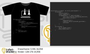 """Das Perfekte Weihnachtsgeschenk: T-Shirt """"Online Edition"""""""