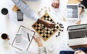 Ausführlich erklärte Schachstudien