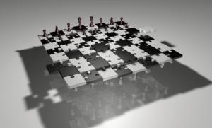 Schachpuzzle - Taktikaufgaben für zwischendurch