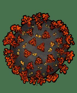 Schach dem Cornonavirus