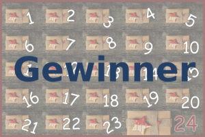 Gewinner & Lösungen des Adventskalenders 6-12