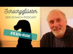 Schachgeflüster: Bobby Fischer testete SEINEN Schachcomputer (#19 - Arno Nickel)