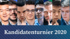 Kandidatenturnier: Keine Sieger in der vierten Runde