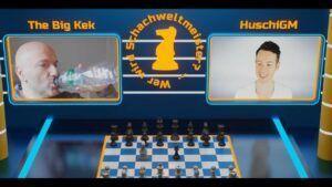 Funny Sunday #3: The Big Greek vs. Niclas Huschenbeth - Wer wird Schachweltmeister?