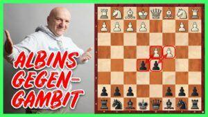 Gewinnen mit ALBINS GEGENGAMBIT 😎