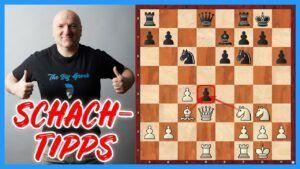 VERBESSERE dein Schachverständnis!