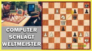 Computer schlägt Weltmeister: Deep Blue vs. Garri Kasparov