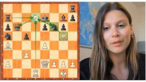Würdest du so taktisch spielen wie Aljechin?