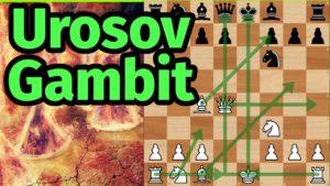 Das brandgefährliche Urosov-Gambit: Unscheinbar aber überraschend stark