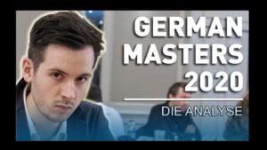 German Masters 2020 mit Niclas Huschenbeth
