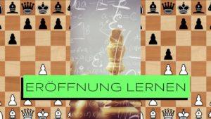 Wie lernt man am besten eine neue Schach Eröffnung?