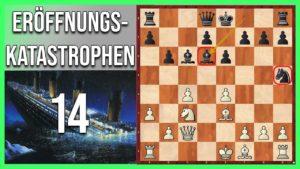 Eröffnungskatastrophen #14: Ein Weltmeister PATZT ?