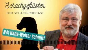 Schachgeflüster: Der Wenigzeitinhaber (Hans-Walter Schmitt)