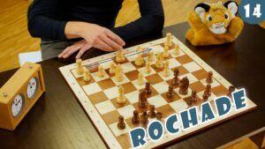 10.000+ Kinder online Schach beibringen: Lektion #5 Die Rochade & En Passant Regel