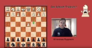 Schach-Trickser #3: Fieser Damentrick